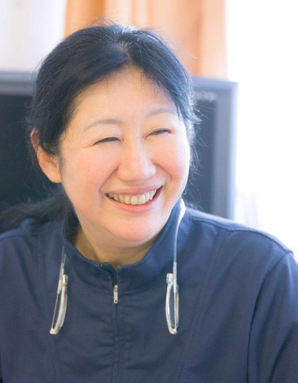 院長 柳田 智恵子|東京入れ歯研究所|メグミデンタルクリニック